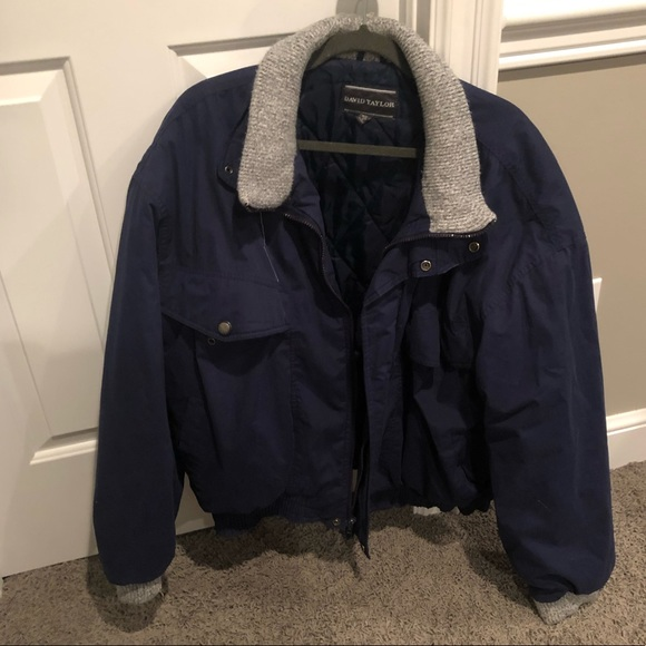 david t Jackets & Blazers - 🌸SPRING SALE🌸vintage oversized puffy jacket